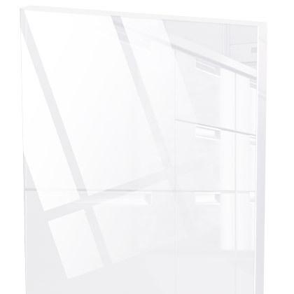 acrylic / A01 bílá lesk