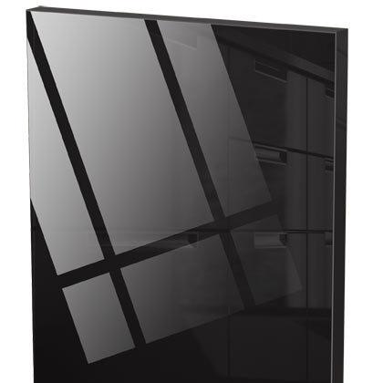 acrylic / A12 černá lesk