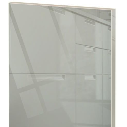acrylic / A21 písková šedá lesk