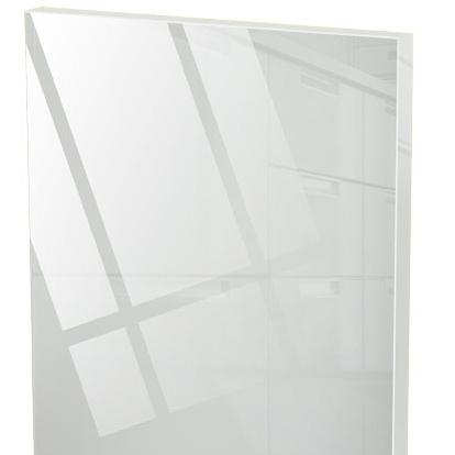 acrylic / A45 šedé hedvábí lesk