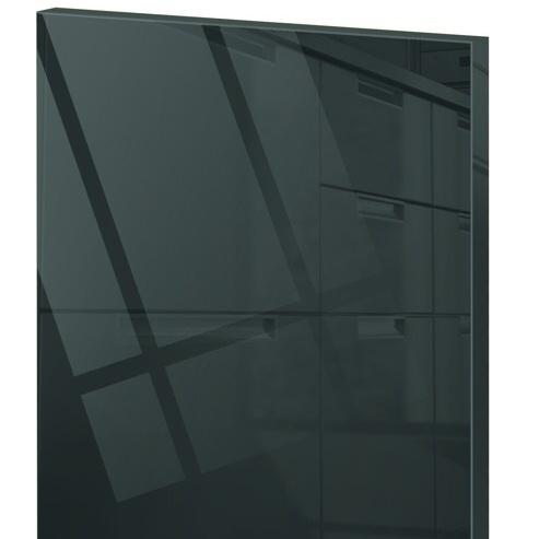 acrylic / A67 královská šedá lesk