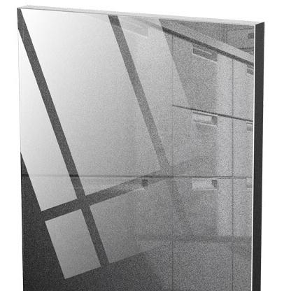 acrylic / A25 šedá metalíza lesk