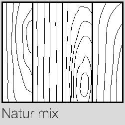 dýha / MIX textura