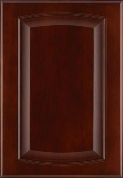 dvířka dřevěná KARINA plná třešeň 575