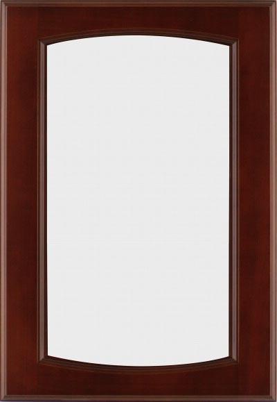 dvířka dřevěná KARINA rám třešeň 575