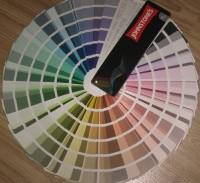 vzorník barev NCS