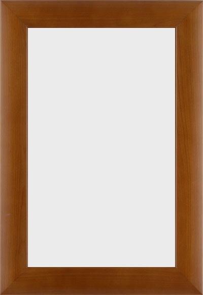 dvířka dřevěná VARIO rám třešeň 574