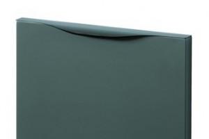 úchytka E26 - grafit kartáčovaný
