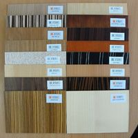 vzorník dřevěných materiálů